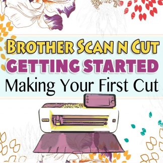 how to cut fabric with scanncut