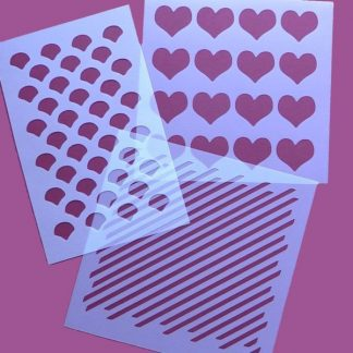 brother scanncut stencils, scrapbooking, craft, paper craft