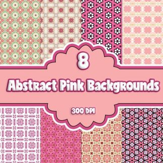abstract-pinks-digital-backgrounds,digital downloads, scrapbooking, card making, paper craft