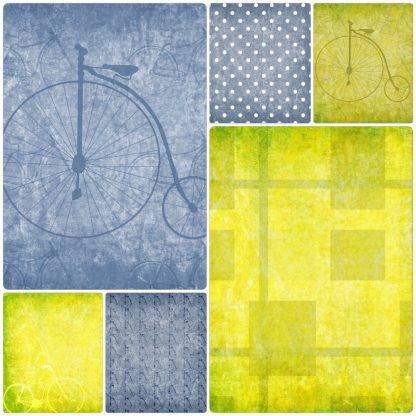 vintage-bikes-digital-backgrounds. scrapbooking, craft , paper craft