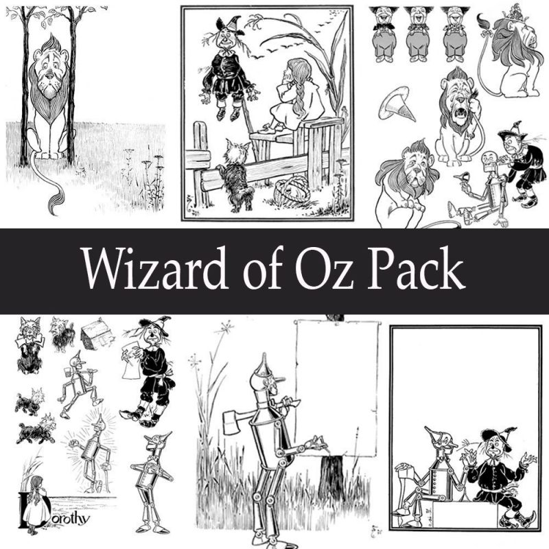 wizard-oz-images,scrapbooking,paper craft, card making