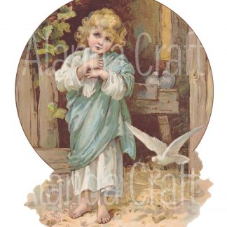 Vintage-children,scrapbooking,paper craft, card making